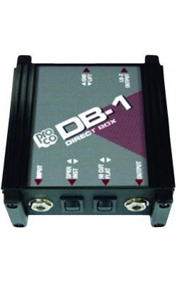 DB1 - Professional Passive Direct Box