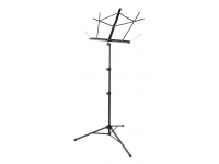 SM7222RD - Tubular Tripod Base Sheet Music Stand (Red)