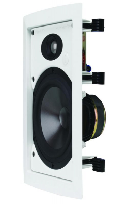"IW 6DS -WH - 6.5"" In-Wall Speaker System"