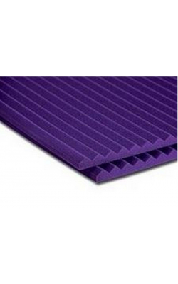 "1SF24PUR - 1"" Studiofoam Wedges (20-pack, 2'x4'x1"", Purple)"