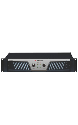 KLR-2000 - KLR Series 2kW 2-Channel High Performance Amplifier