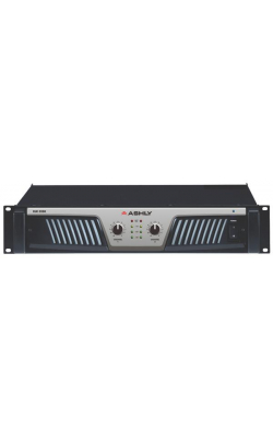 KLR-3200 - KLR Series 3.2kW 2-Channel High Performance Amplifier