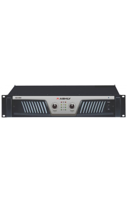 KLR-4000 - KLR Series 4kW 2-Channel High Performance Amplifier
