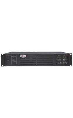 PEMA 4250.70 - Pema 4-Channel 250W Powered Processor for 70V Systems