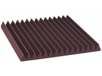 "2SF22BUR_HP - 2"" Studiofoam Wedges (12-pack, 2'x2'x2"", Burgundy)"