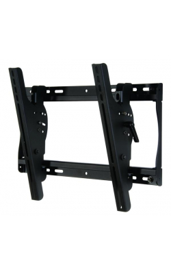 "ST640 - Universal Tilt Wall Mount for LCD Panel (23"" - 46"", 150 lbs, Black)"