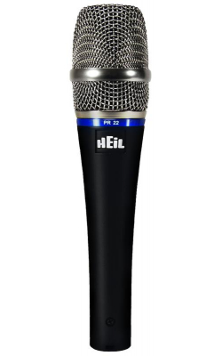 PR22-UT - PR Series Professional Dynamic Handheld Mic (Utility Packaging Option)
