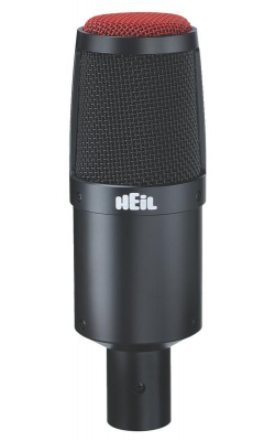 PR30B - PR Series Instrument / Broadcast Microphone (Black)