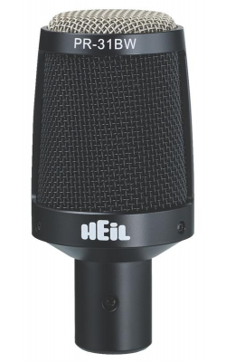 PR31BW - PR Series Short Body Large Diaphragm Dynamic Mic