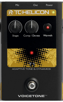 VOICETONE T1 - VoiceTone Series Adaptive Tone and Dynamics Pedal