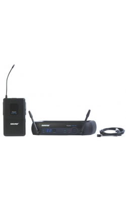 PGXD14/93-X8 - PGX Digital Wireless Lavalier System with WL93 Lav (Omni)