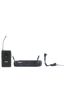 PGXD14/BETA98H-X8 - PGX Digital Wireless Instrument System with Beta 98H/C Clip On