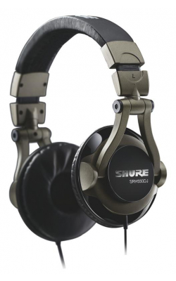 SRH550DJ - SRH Series Professional Quality DJ Headphones