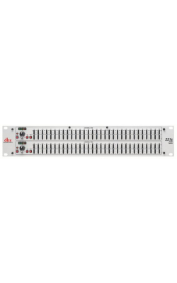 231S - 2-Series Dual 31 Band Graphic Equalizer