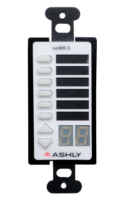 NEWR-5 - Network Programmable Multi-Function Decora Wall Remote for NE Series Products