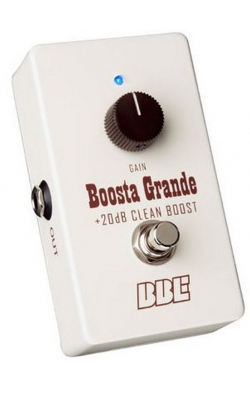 BOOSTA GRANDE - Transparent Boost Pedal