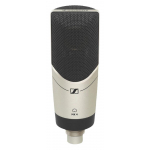 Product - In a world where low-quality side address condenser microphones are all too common, Sennheiser is proud to introdu...