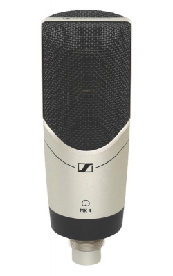 MK 4 - Large-diaphragm True Condenser Studio Microphone