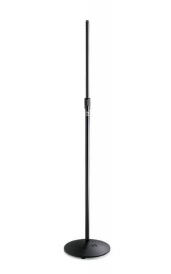 MS-12CE - Low-Profile Mic Stand Ebony