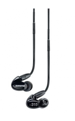 SE315-CL - Sound Isolating™ Earphones with High-Definition