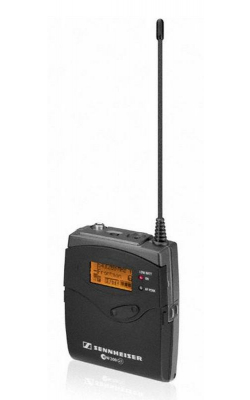 SK 300 G3-G - Bodypack transmitter with input for RMS1 external
