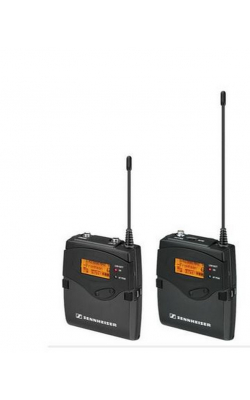 2000ENG-SK-B - Single Channel ENG System: (1) SK 2000XP bodypack