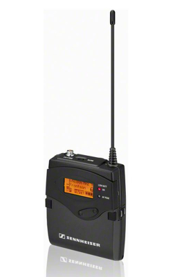 SK 2000XP-AW - Single-channel bodypack transmitter with 3-pin spe