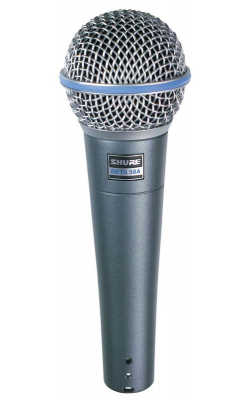 BETA 58A - BETA Series Vocal Microphone