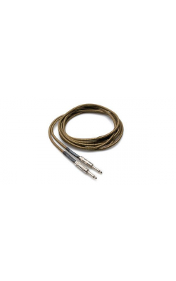 GTR-518 - GUITAR CABLE TWEED ST - ST 18FT