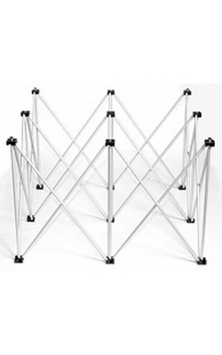 "IS4X4X24 - 24"" High Riser for 4FT x 4FT Square Stage Platform"