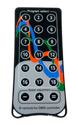 XPRESSREMOTE - Xpress Remote (IR Remote Control for Xpress 512 Pl