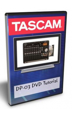 DP-03DVD - TASCAM DP-03DVD