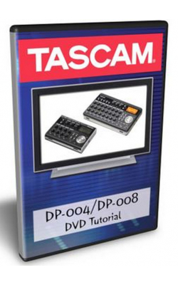 DP-0048DVD - TASCAM DP-0048DVD