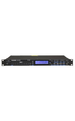 CD-500B - Single-Rackspace CD Player (Balanced Outputs)