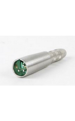 "384AX - XLR 3 Pin Female To 3 Conductor 1/4"" Jack"