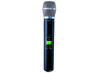 SLX2/SM86-J3 - SLX Series Wireless Handheld Transmitter with SM86 Capsule