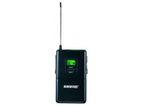 SLX1-G4 - SLX Series Wireless Bodypack Transmitter