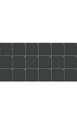 "ISTAGE12248 - Complete Stage System - 288sq Ft (8"")"