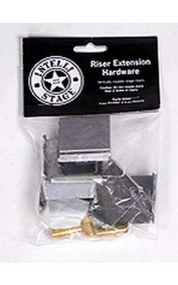 ISREK - Riser Extension Hardware (4 Pack)