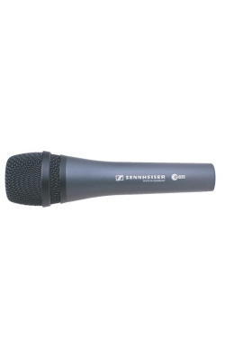 E 835 - evolution 800 Series Lead Vocal Stage Mic