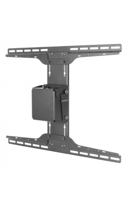 PLCM-2-UNL - Straight Column Flat Panel Ceiling Mount