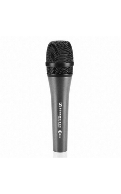 E 845-S - evolution 800 Series Supercardioid Stage Mic with On/Off Switch