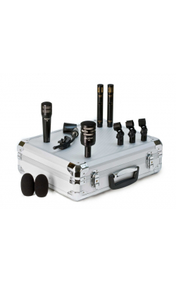 DPQUAD - DP Series 4-Piece Drum Mic Set