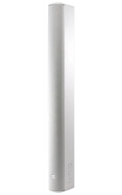 CBT 100LA-1-WH - Line Array Column Loudspeaker with Sixteen 50 mm (2 in) Drivers (White)