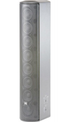 CBT 50LA-1-WH - CBT™ Line Array Column Loudspeaker with Eight 50 mm (2 in) Drivers (White)