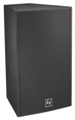 "EVF-2121S-BLK - EVF Series Dual 12"" Front-Loaded Subwoofer"