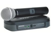 PG24/PG58 - PG Series Handheld Vocal Wireless System
