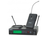 SLX14/85 - SLX Series Lavalier Wireless System with WL185 Cardioid Mic